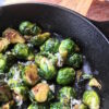 Roasted Brussels Sprouts Cast Iron Recipe